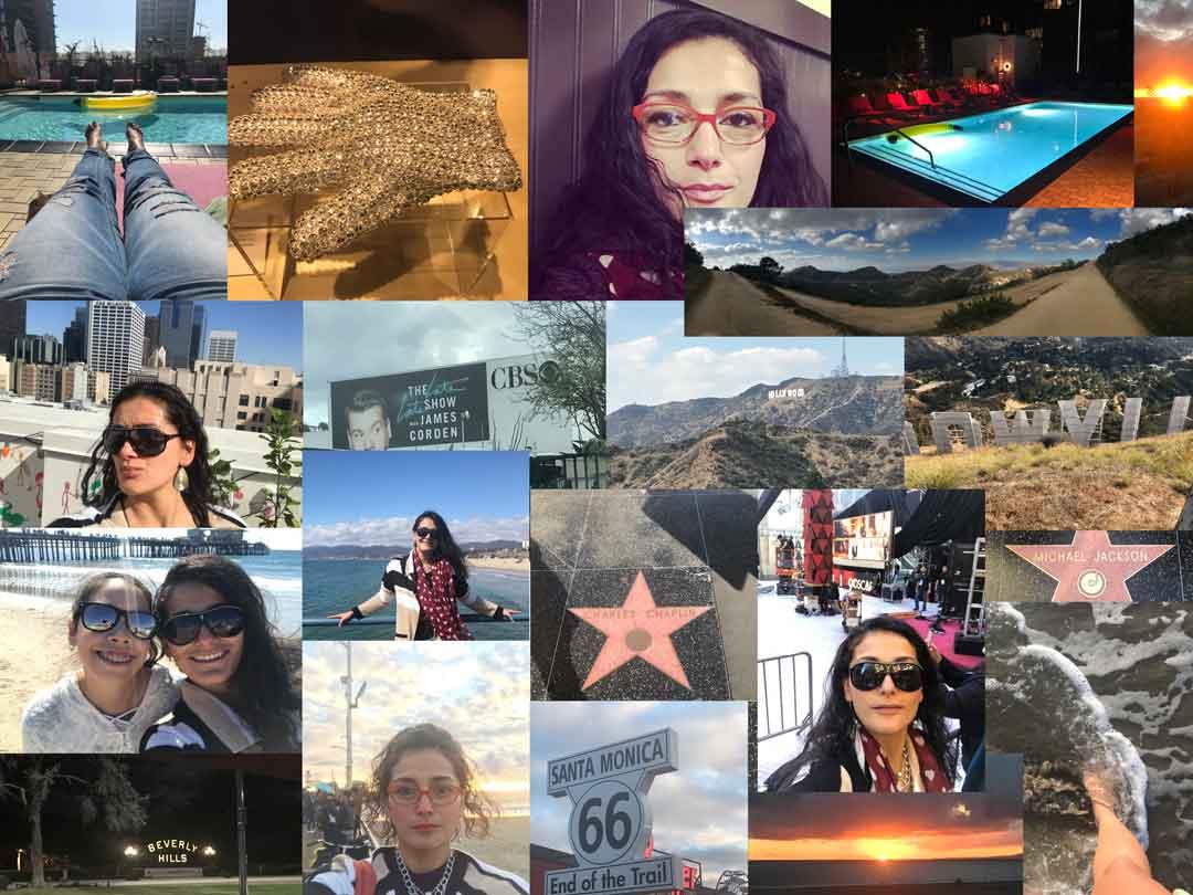 Pics from LA trip